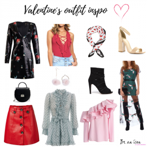 Valentines outfit inspo